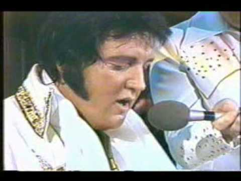 ELVIS PRESLEY UNCHAINED MELODY  (GHOST)