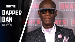 Dapper Dan on Fashion Appropriation & Strategy Behind Gucci Partnership | SWAY'S UNIVERSE