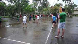 Volleyball - Competition day (end of camp)