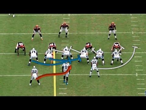 Film Room: Christian McCaffrey's versatility in the Panthers' scheme (NFL Breakdowns Ep. 115)