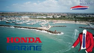 Drone - Honda Dealer Meeting Ostia 2018