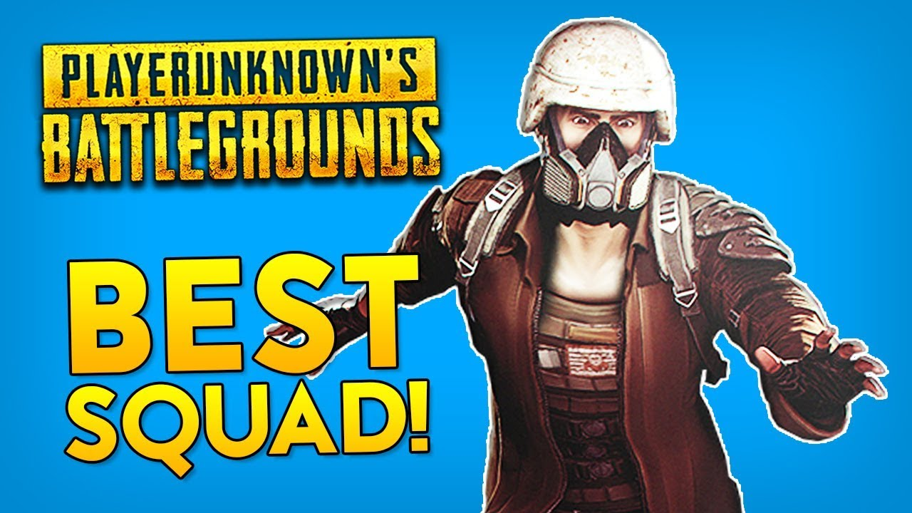 Pubg Funny Moments The Best Squad In Battlegrounds
