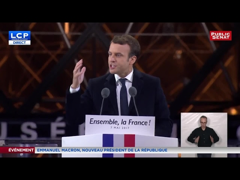 REPLAY. Discours intégral d