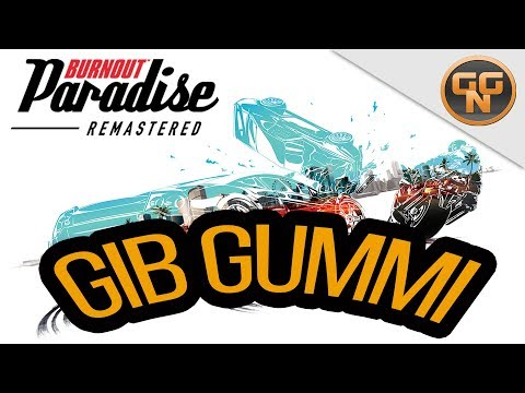 Burnout Paradise Remastered Guide: Gib Gummi - Watt? Trophy / Achievement
