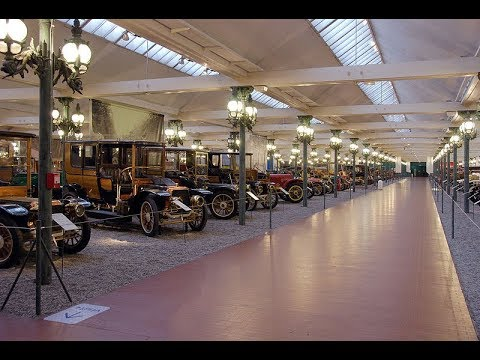 Places to see in ( Mulhouse - France ) Cite de l'Automobile - Collection Schlumpf
