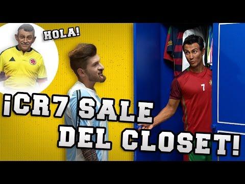 Crackovia De La Copa | Capítulo 9 | CR7 sale del closet