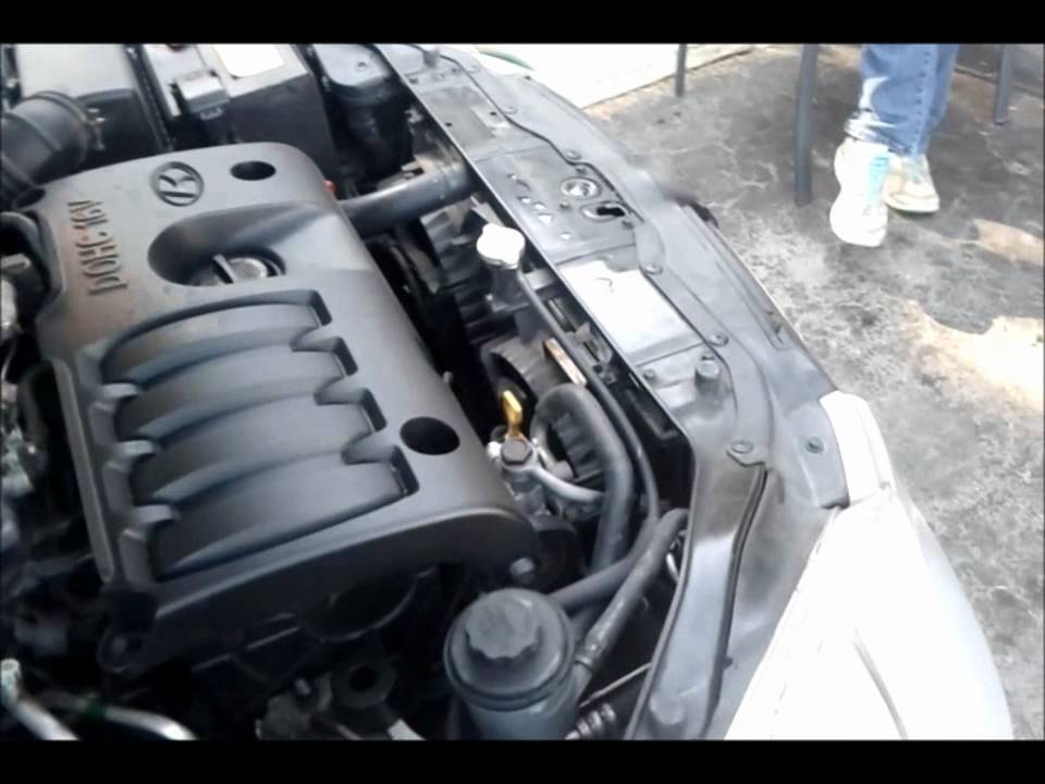 2009 Hyundai Accent Coolant Flush Youtube