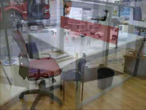 showroom 2014 rey equipamientos muebles para oficina