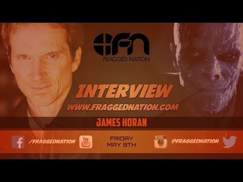 Interview with Metal Gear Solid V 's Skullface James Horan