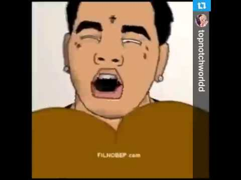 KEVIN GATES EATING BOOTY CARTOON #LMAO #SUBSCRIBE