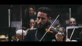Idan Abrahamson - Movements of Skies featuring the Jerusalem Symphony Orchestra & Roy Reemy