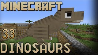 Repeat youtube video Minecraft Dinosaurs: Episode 33 - T-Rex Tamed!