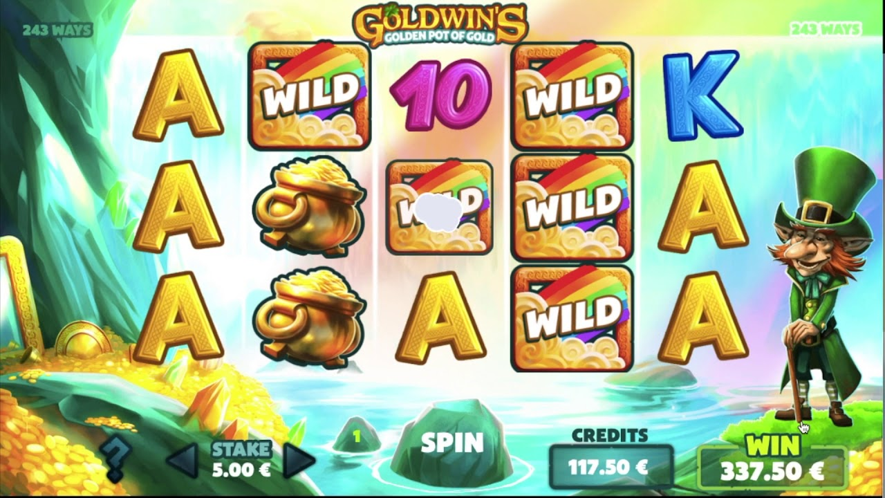 Goldwin Slot