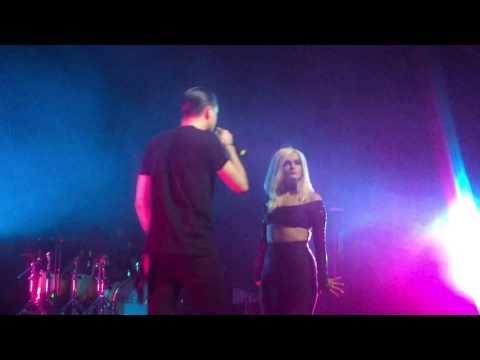 Bebe Rexha Ft G Eazy - Me Myself And I - The Observatory 3/9/17