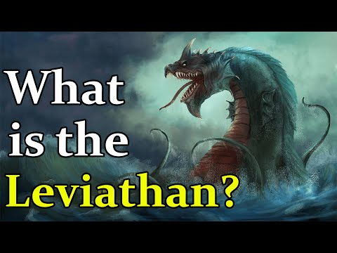 What is the Leviathan? - (Exploring the Gargantuan Biblical Monster of the Sea)
