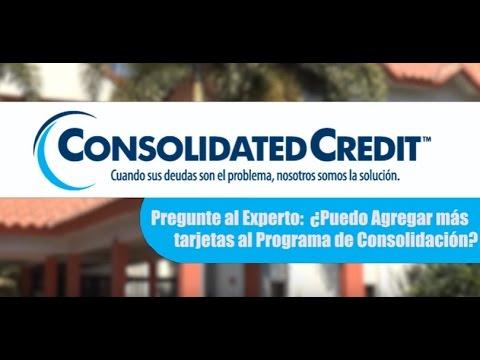 ¿Puedo Agregar Más Tarjetas de Crédito al Programa de Consolidación de Deudas?
