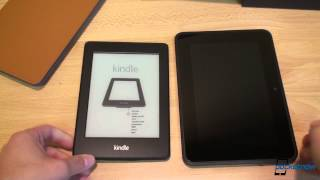 Kindle Paperwhite Unboxing and First Impressions