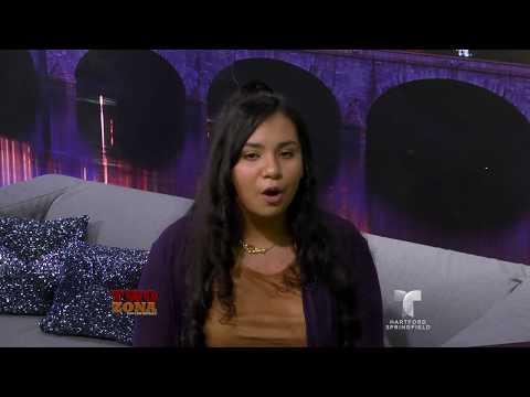 Gabriella Xavier, cantante cristiana de 13 años comparte parte de su historia en Two Zona