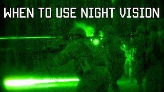 Video When to use Night Vision | IR Illuminators | Tactical Rifleman download MP3, 3GP, MP4, WEBM, AVI, FLV November 2017