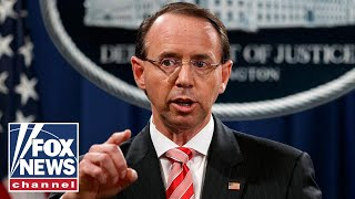 Rosenstein denies report he suggested recording Trump