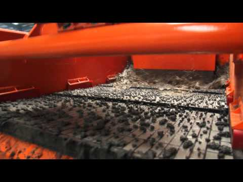 Brightway Drilling Mud Shale Shaker Test