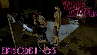 The Wolf Among Us - Episode 1 - 03 - Prince Lawrence
