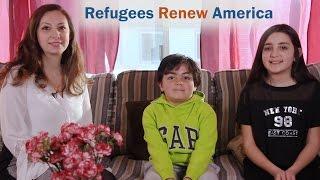 Refugees Renew America