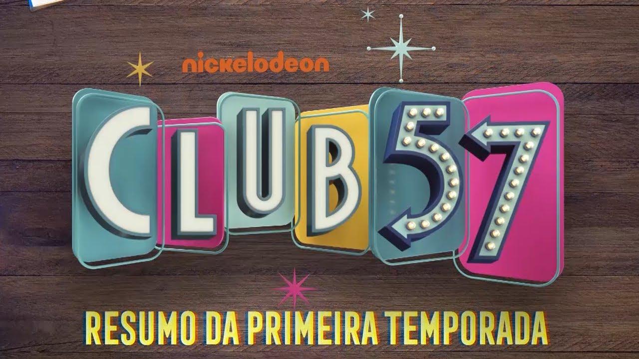 Resumo da primeira temporada de Club 57   Nickelodeon em Português