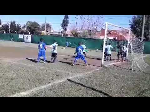 Gol de Benjamin Ferro - Categoría 2012 de CRIBA