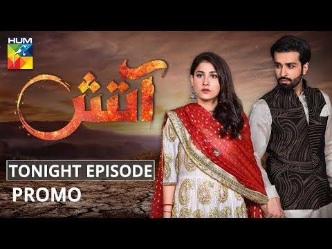 Aatish | Tonight Promo | HUM TV | Drama