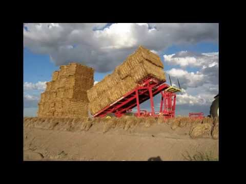 Big Bale Chaser - A Revolution In Efficient Hay Handling Machinery