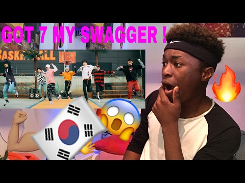 DANCER REACTS TO GOT7