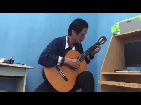 Nina Bobo (Song For Children) Fingerstyle