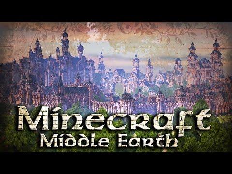 Minecraft: Lord of the Rings Server - Ardacraft - Erebor/Dale/Mithlond/Elostirion
