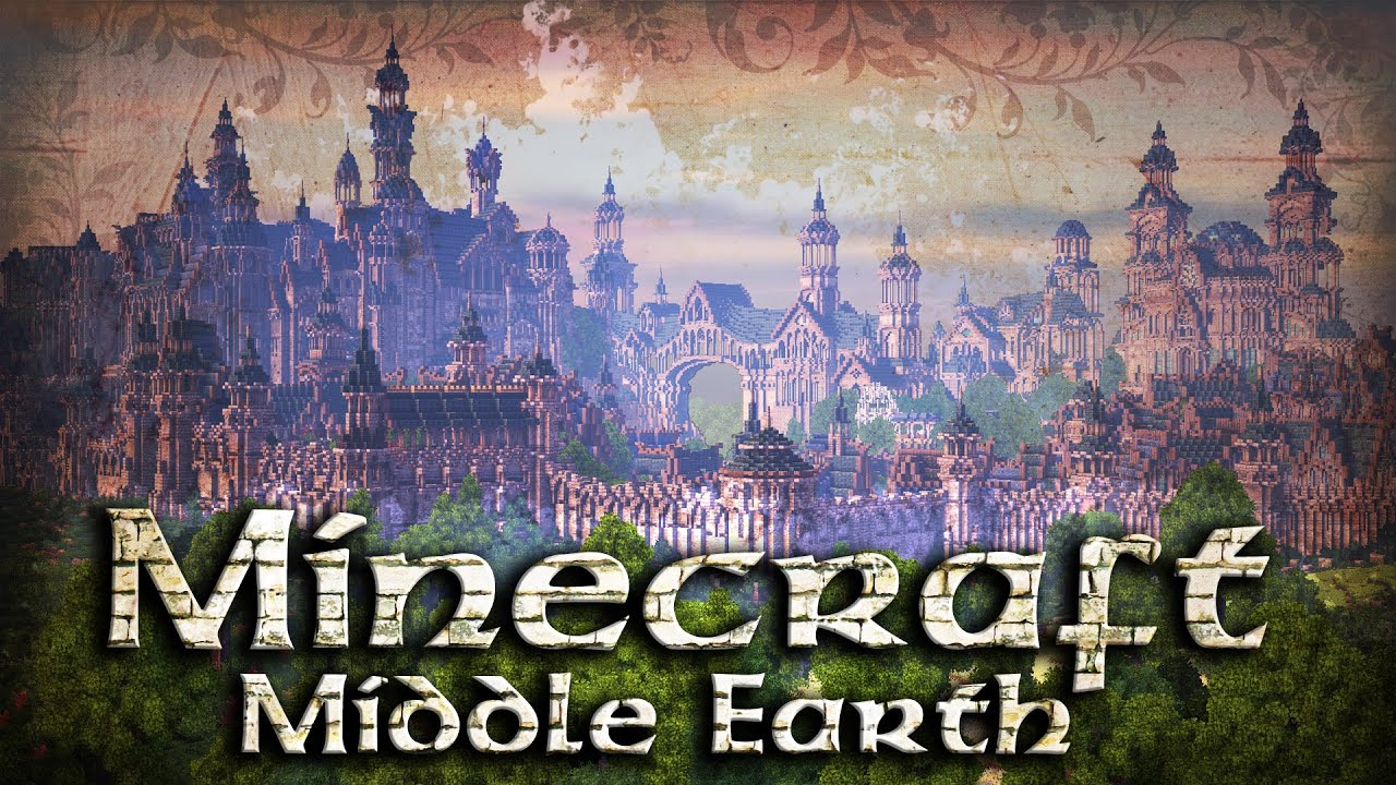 Minecraft Lord Of The Rings Server Ardacraft Erebordale