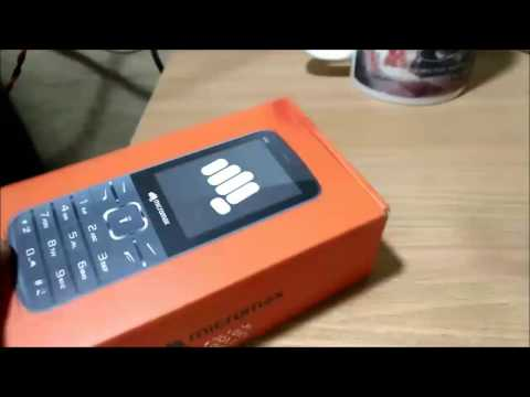 Micromax X781 Unboxing and short review.