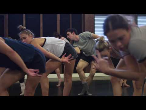 Sydney Dance Company's Pre Professional Year 2018