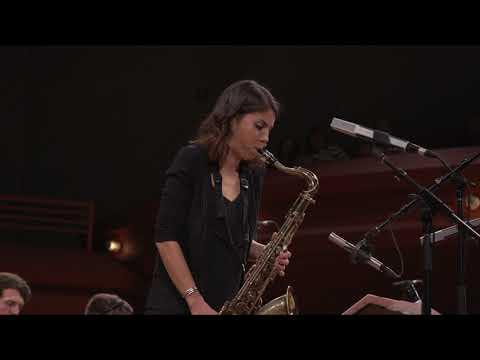 UNT One O'Clock Lab Band: Melissa Aldana - Free Fall (2010)