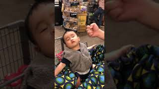 Whole food grocery shopping Nate was tired 10m 2018