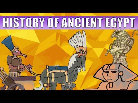 History of Ancient Egypt: The New Kingdom |