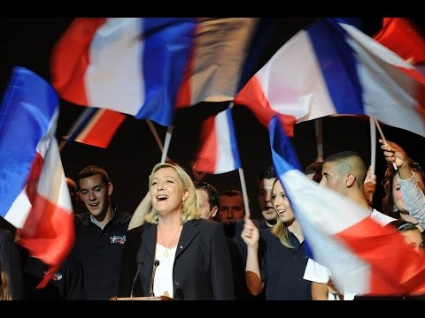 "Marine Le Pen - ""Euro isn't a currency, it's a political weapon"""
