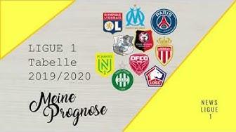 Ligue 1 Tabelle 19/20 - die Prognose: OL vor OM? PSG wieder Meister!