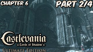 Castlevania: Lords Of Shadow - Let's Play - Chapter 6 Part 2/4 Maze Garden