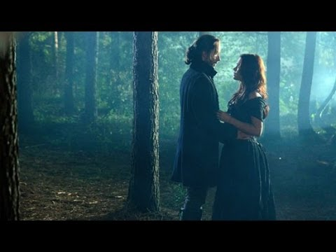 Katia Winter on a Possible Sleepy Hollow Love Triangle | POPSUGAR Interview