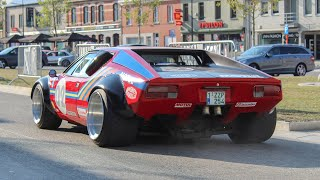 Gambar cover Tuner cars & Sportcars leaving a Carshow | Naft 2019