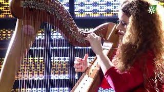 Soleá por Bulerías. Ana Crismán, el arpa por flamenco. Tierra de Talento. 2019