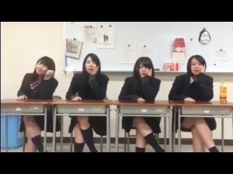 【テノヒラ覚醒】女子高生に流行中のペットボトル手のひらリズムダンス【おもしろ動画まとめ】