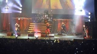 "JUDAS PRIEST ""EPITAPH TOUR"" Reading Pa 11/26/11"