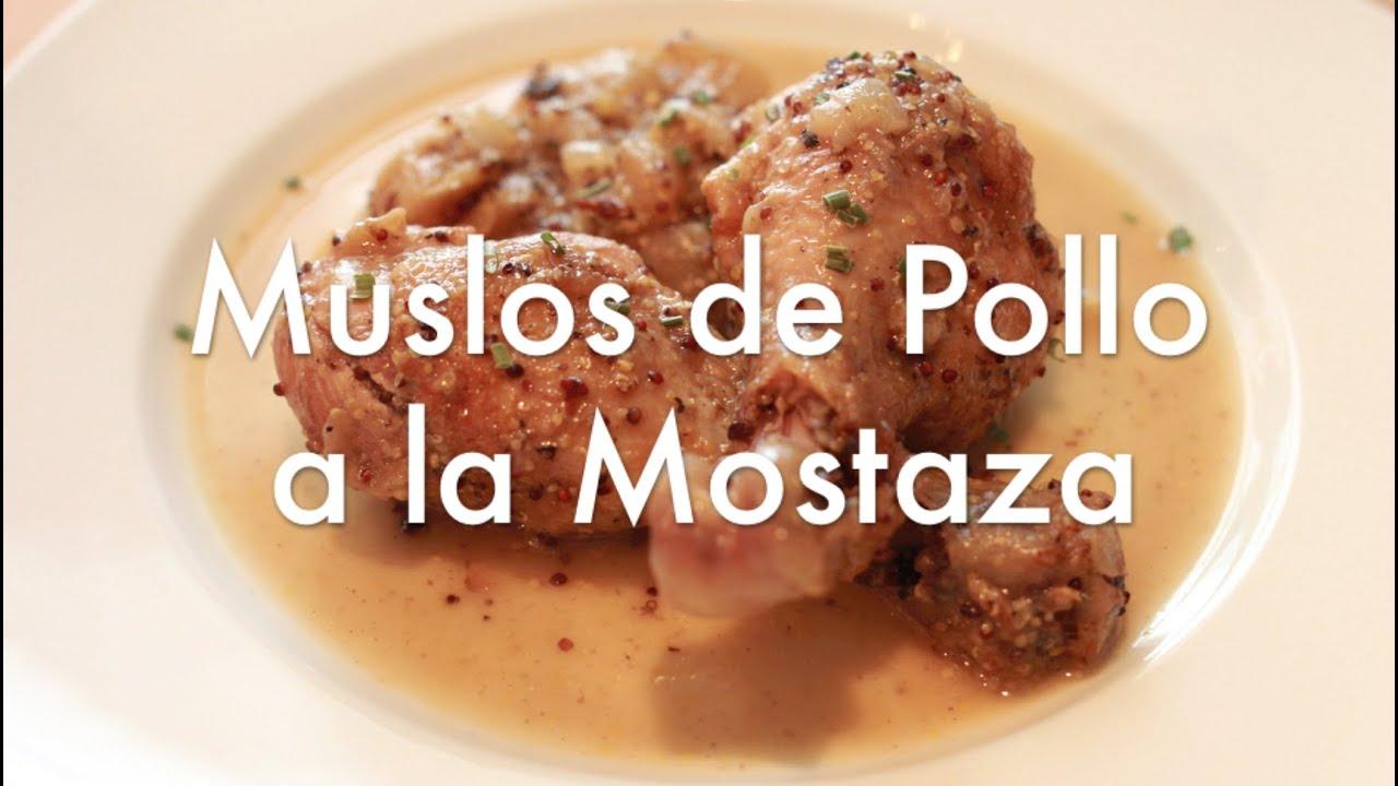 Image Result For Receta De Cocina De Pollo A La Mostaza