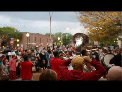 Honk! Festival 2012 Somerville Massachusetts